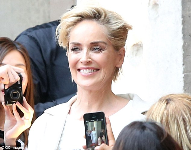 sharon stone uses P50
