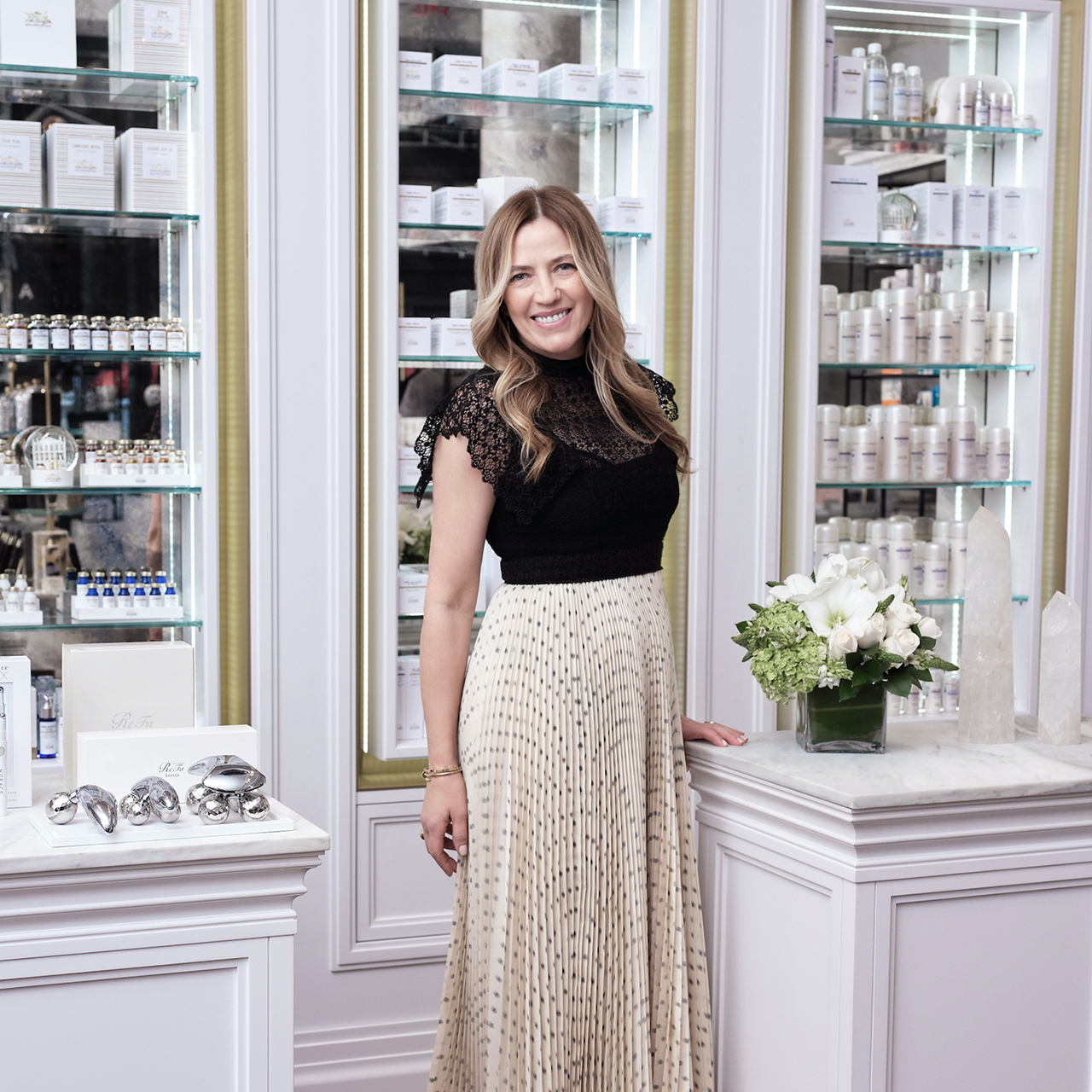 NEW BEAUTY: The Products Top Aestheticians Are Using Up During Quarantine: Danuta Mieloch, Founder Rescue Spa