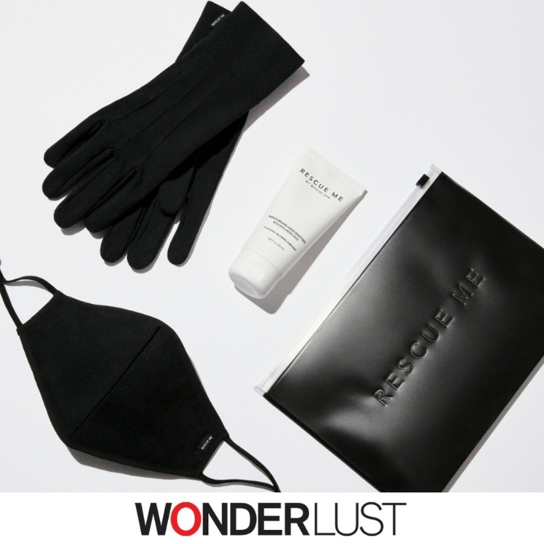 WONDERLUST // Rescue Me Silver Lining Premium Set